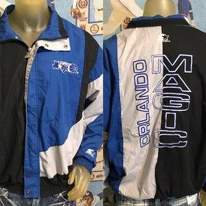 Vintage Starter NBA Orlando Magic Jacket Large 🏀